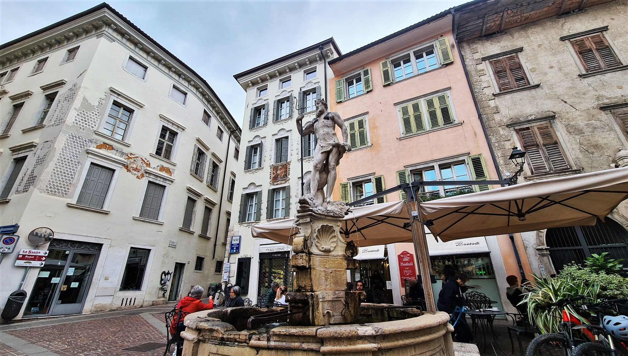 Piazza Cesare Battisti Rovereto