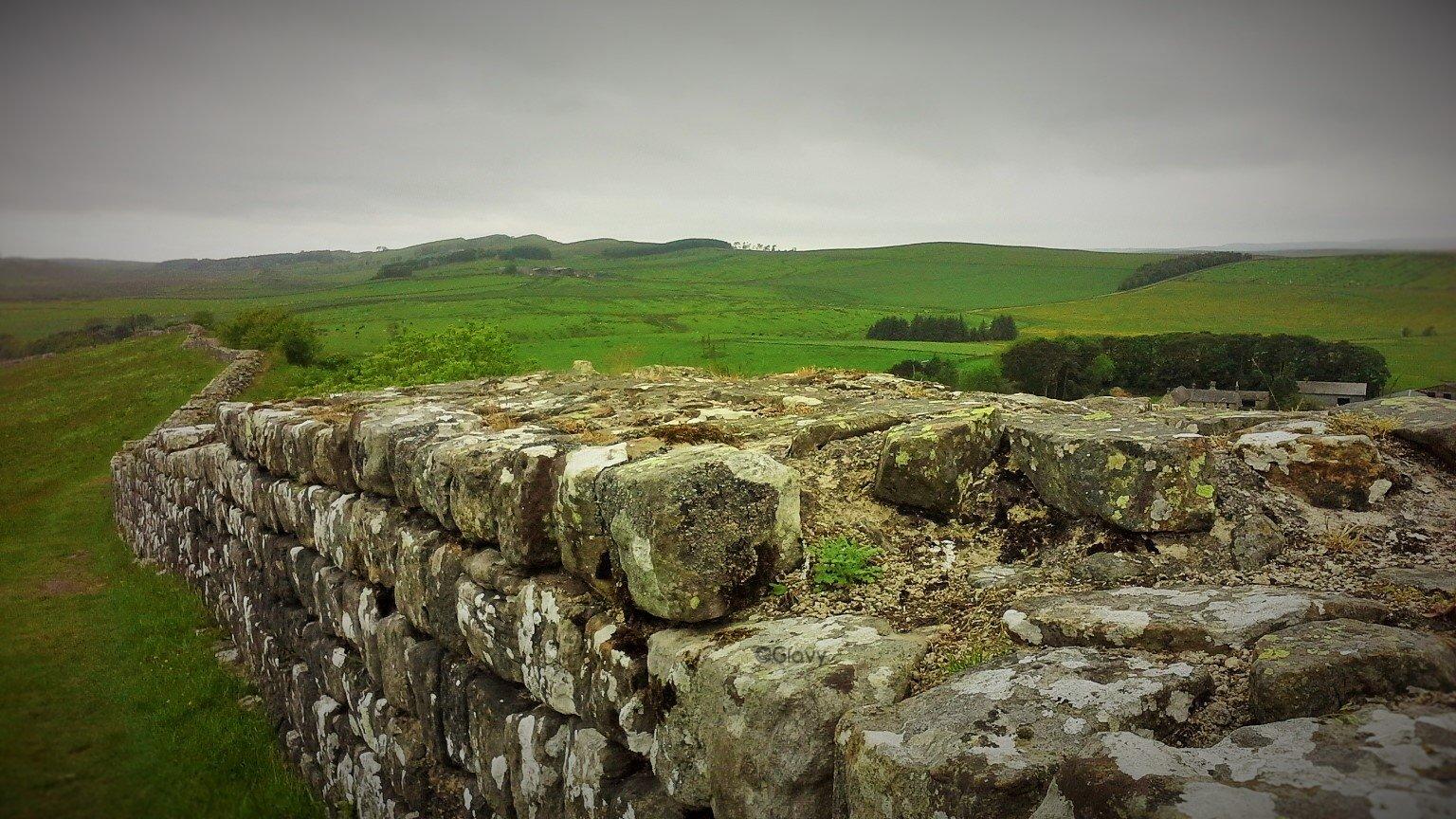 Vallo di Adriano in Northumberland