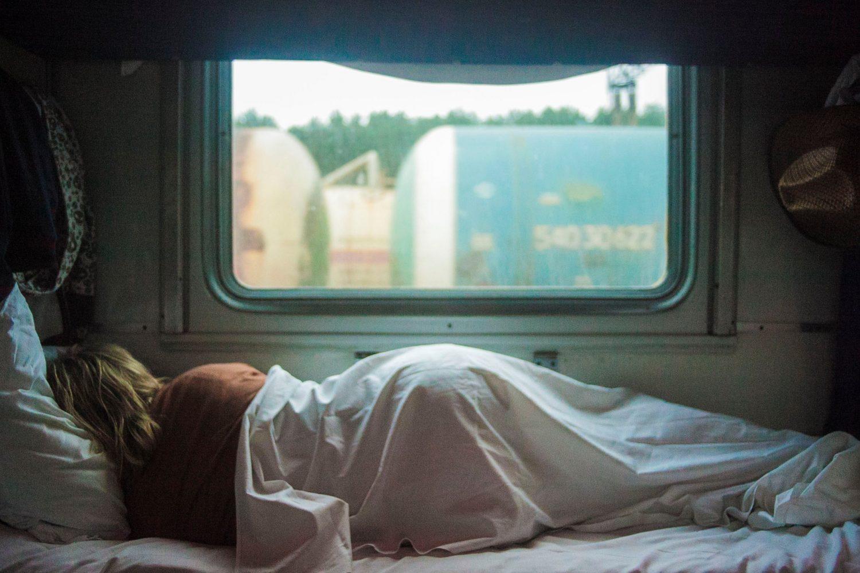 Dormire in treno