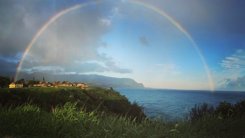 L'arcobaleno del mondo