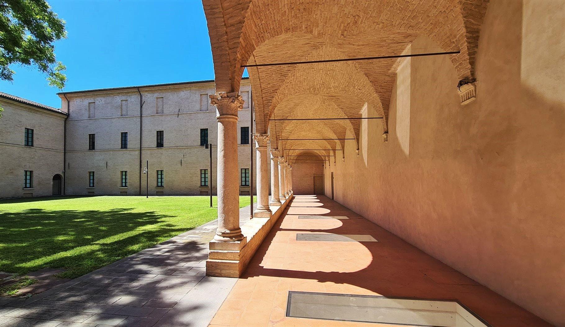 Come raggiungere i Musei San Domenico a Forlì