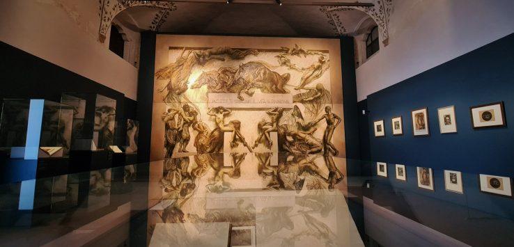 Forlì Visitare la mostra su Dante ai Musei San Domenico