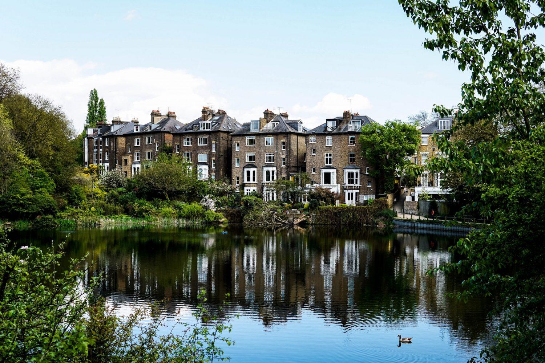 Hampstead Heath e John Keats