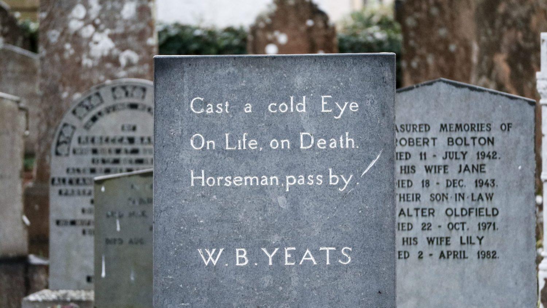 William Butler Yeats e Sligo