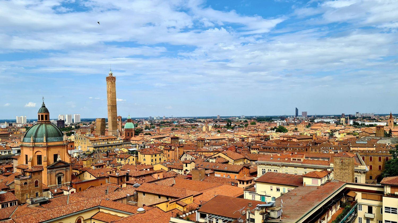 Cosa fare a Bologna Salire sulla Terrazza di San Petronio