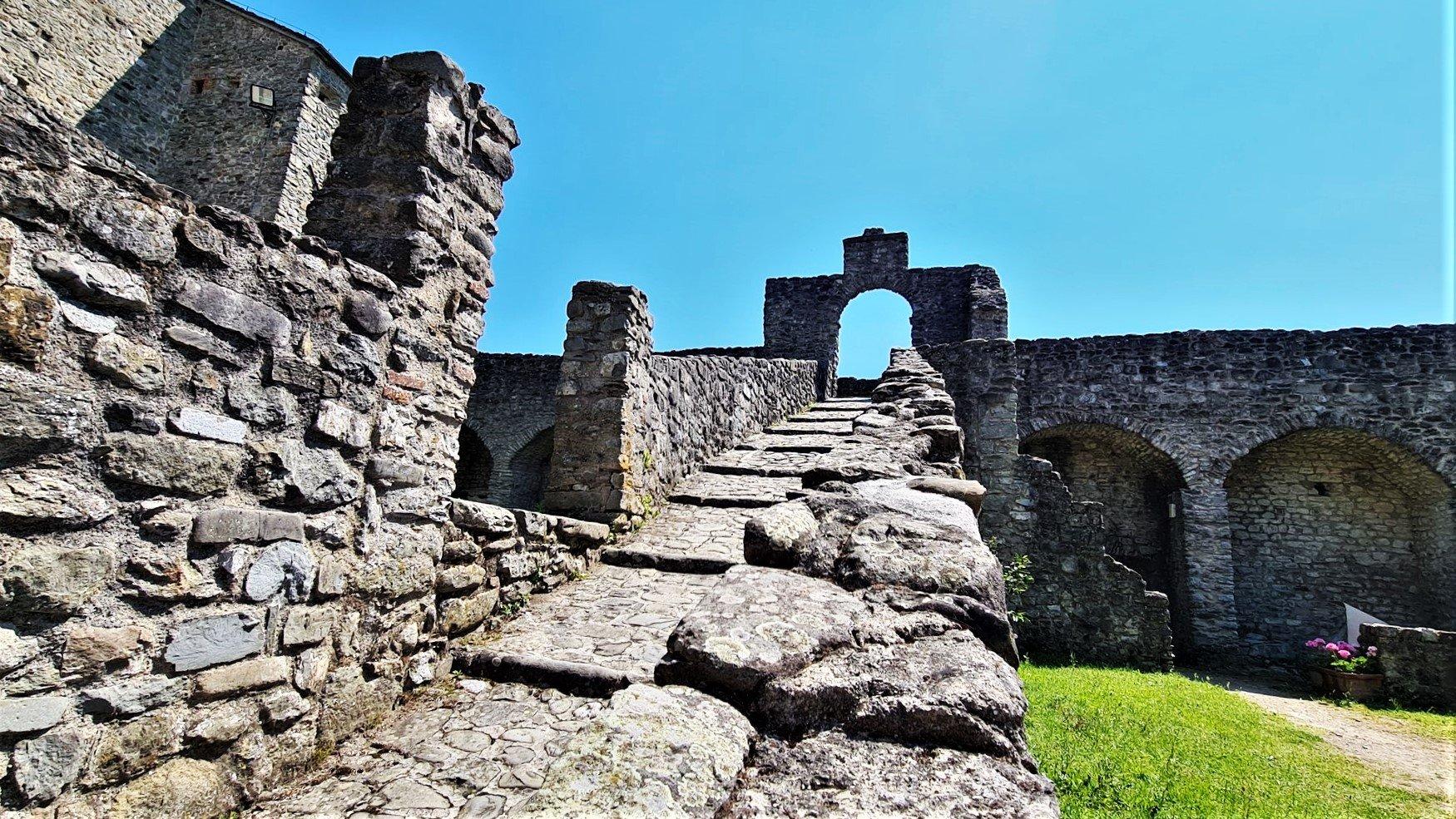 Il castello di Pontremoli