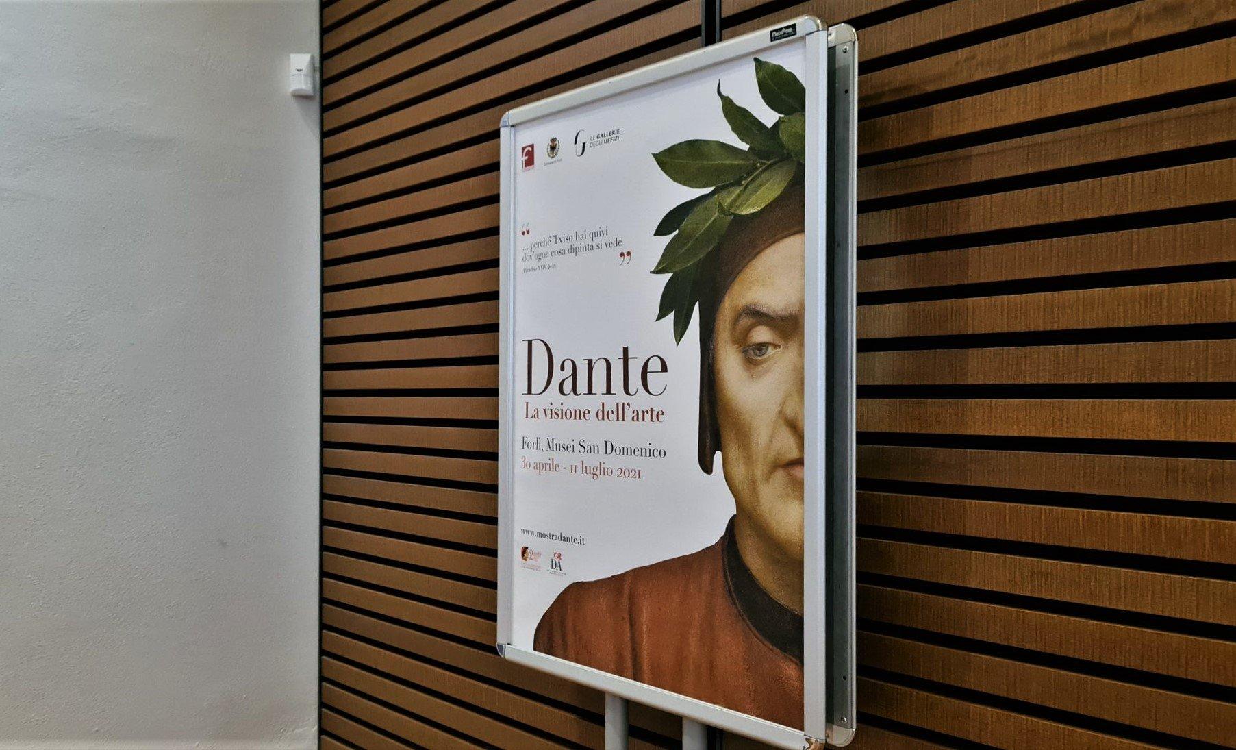 Informazioni per visitare la Mostra su Dante a Forlì