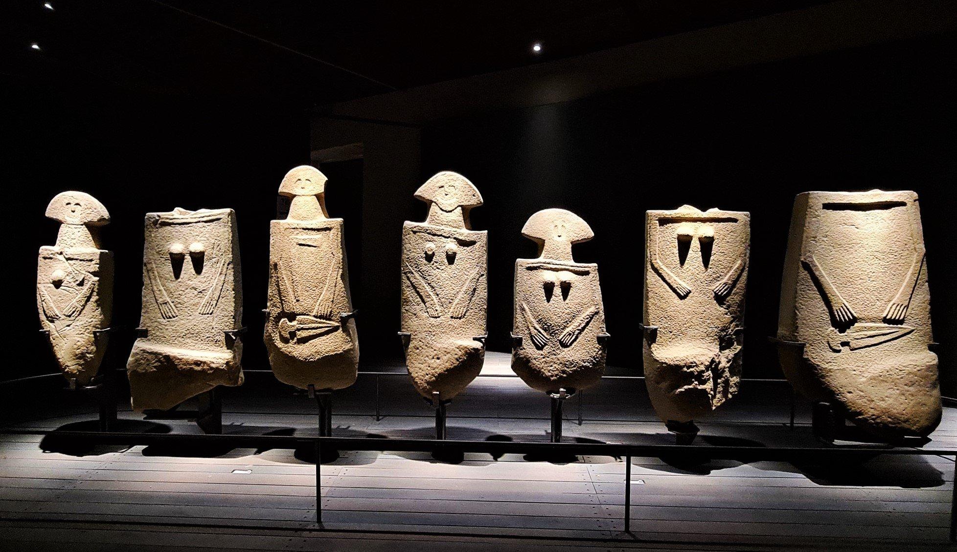 Le statue di Groppoli