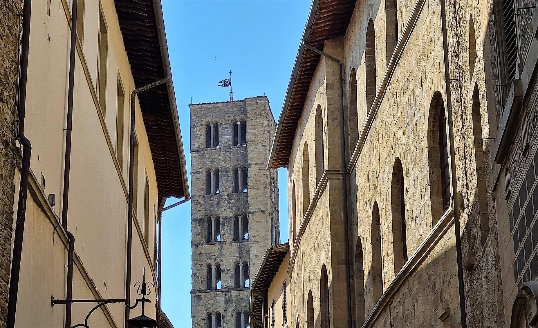 I miei motivi per visitare Arezzo