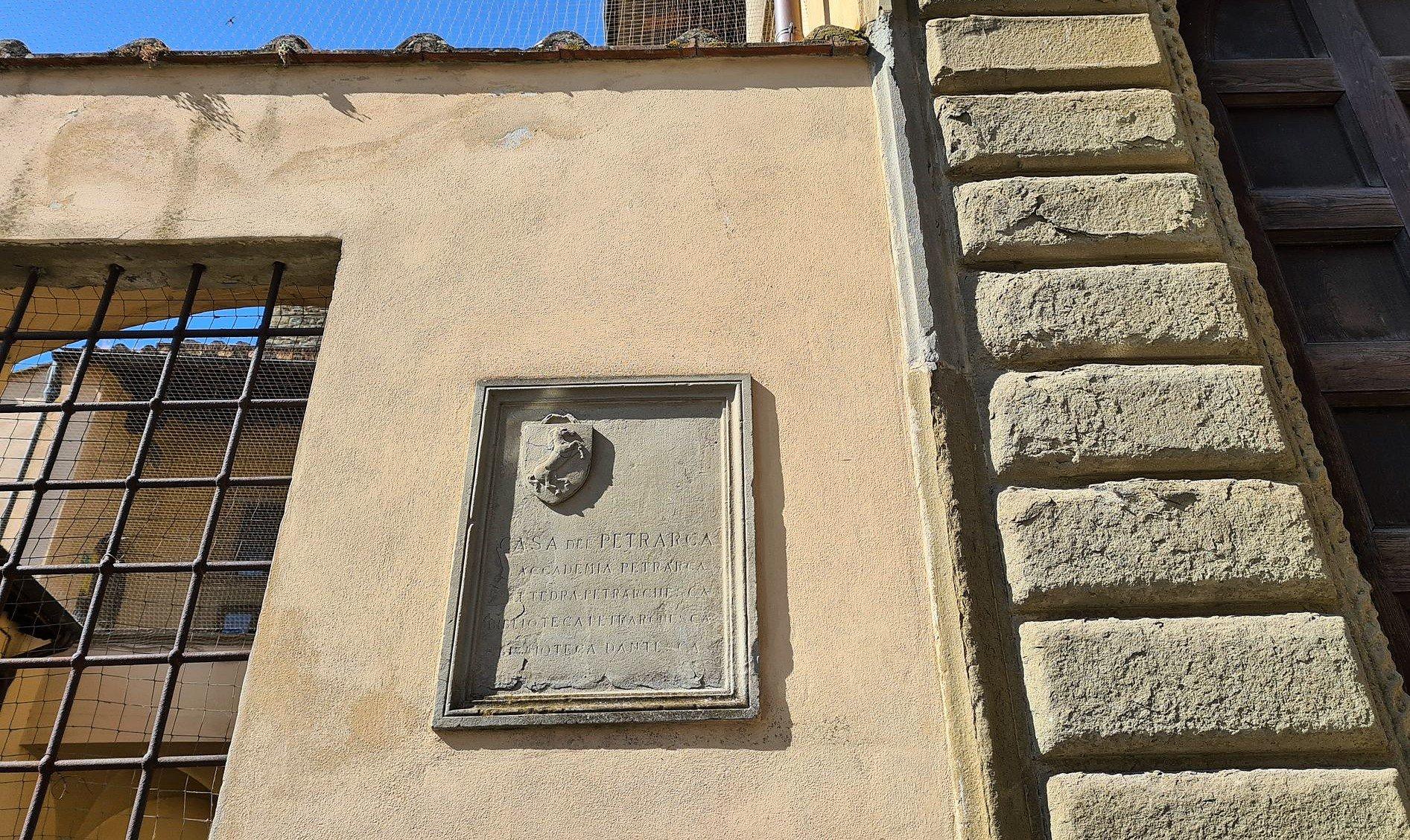 La presenza di Francesco Petrarca