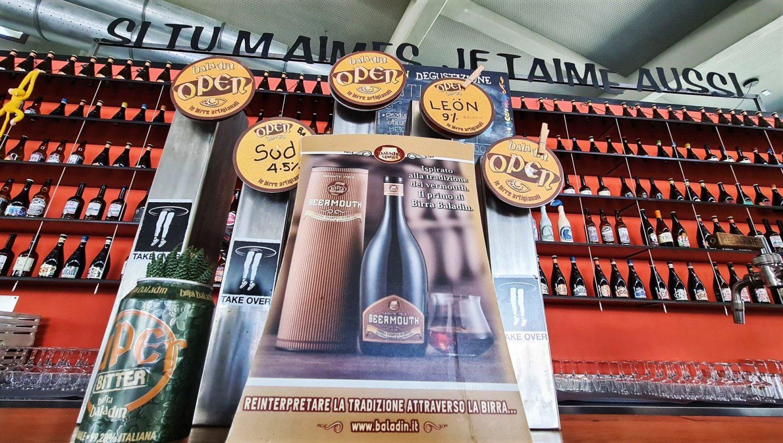 Baladin e la birra artigianale