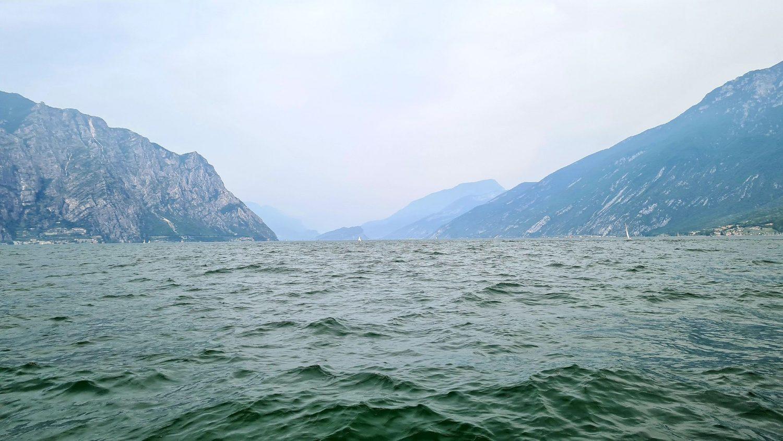 Cosa fare sul Garda Un'esperienza a vela con Fraglia Vela Malcesine