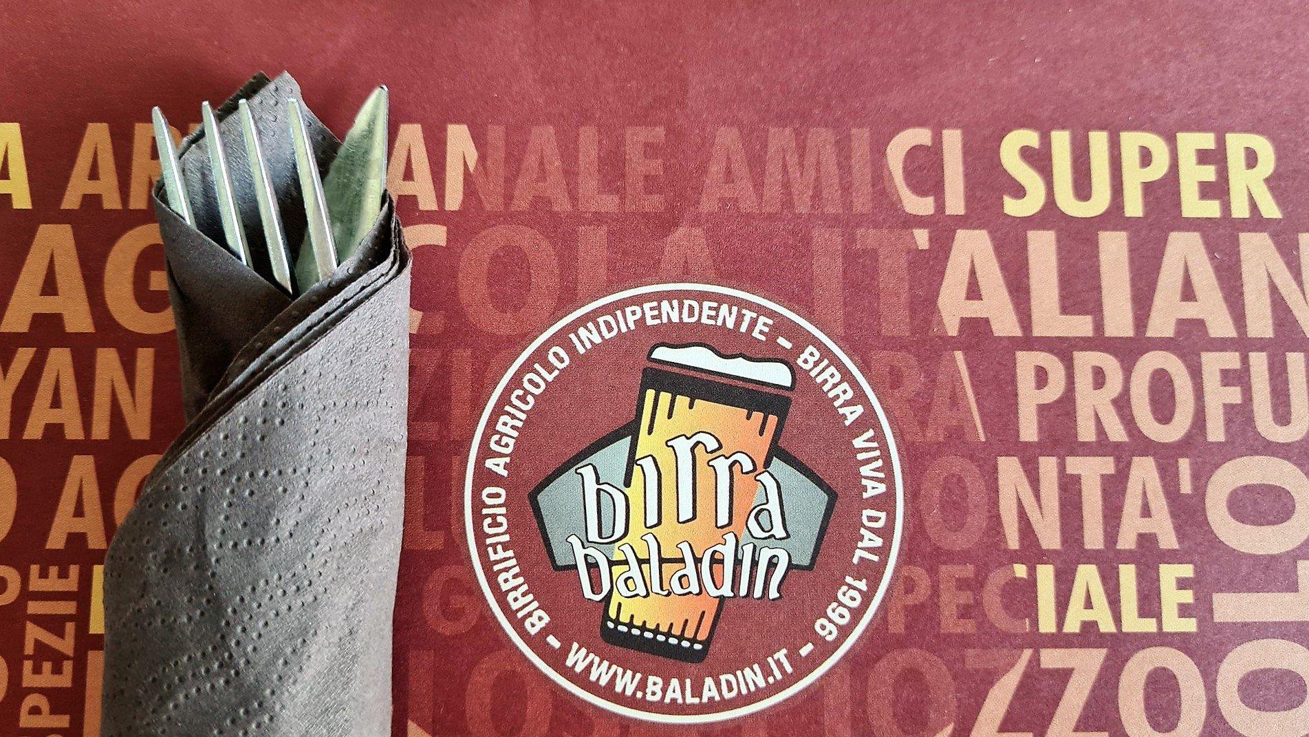 Mangiare e bere da Open Baladin a Cuneo
