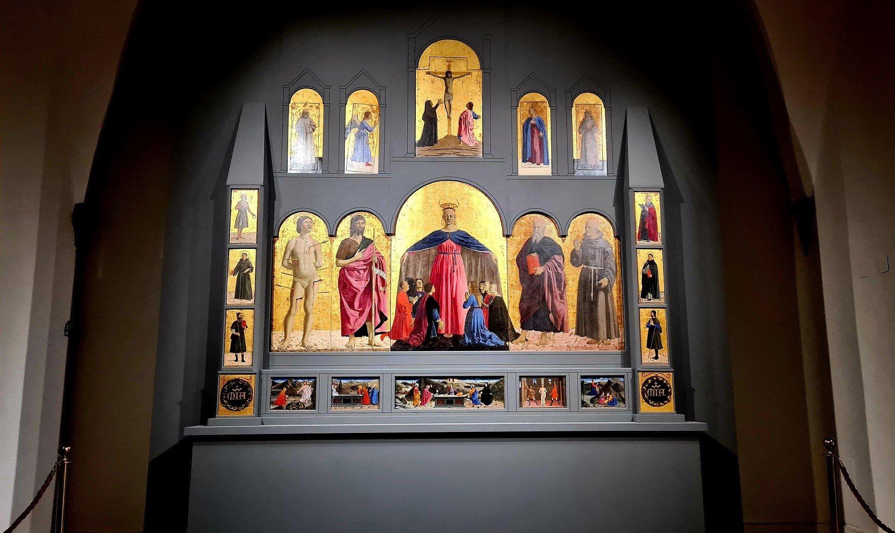 Polittico Piero della Francesca