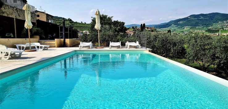 Dove dormire in Valpolicella Villa Moron a Negrar