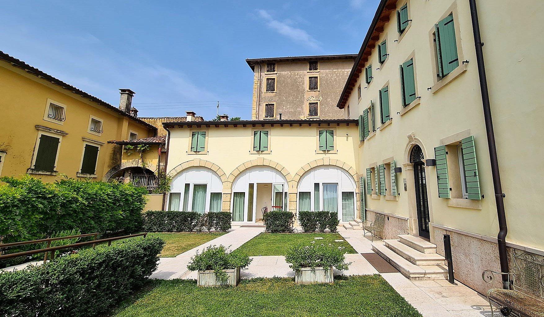 Dove si trova Villa Moron in Valpolicella