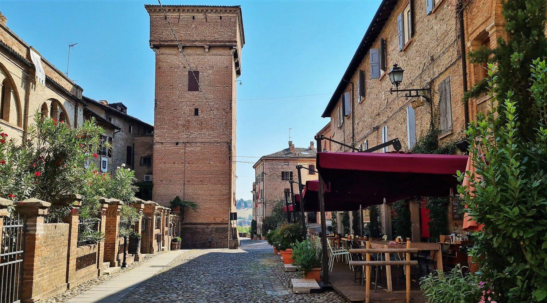 Emilia Romagna Vistare Castelvetro