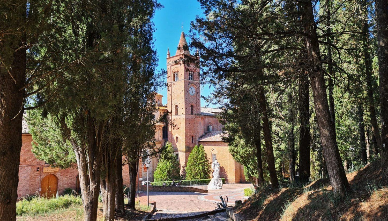 L'abbazia di Monte Oliveto per me