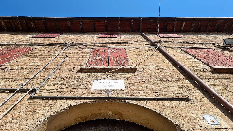 Palazzo Rangoni e Torquato Tasso