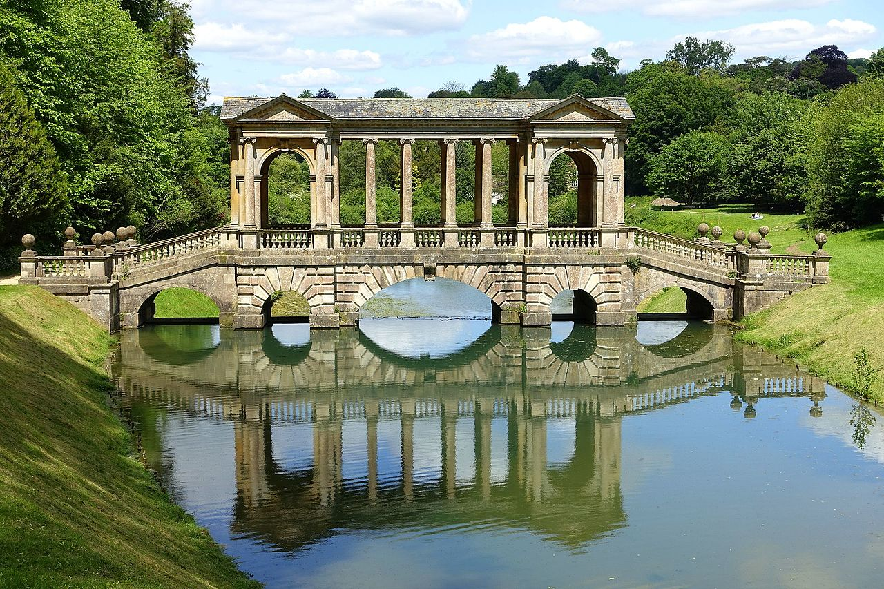 Visitare Prior Park A Bath