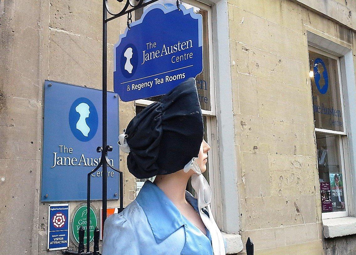 Visitare il Jane Austen Centre