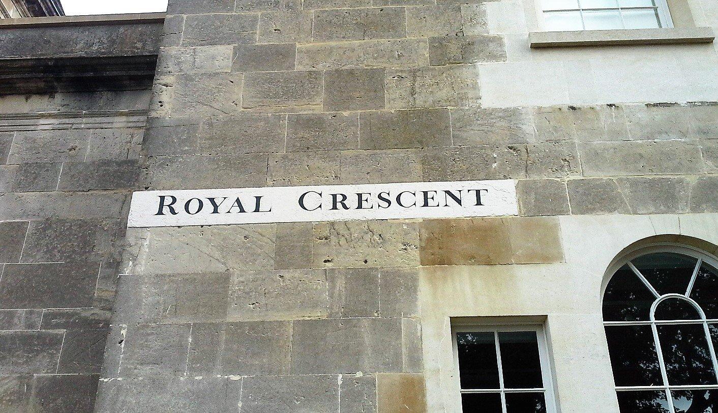 Visitare il Royal Crescent