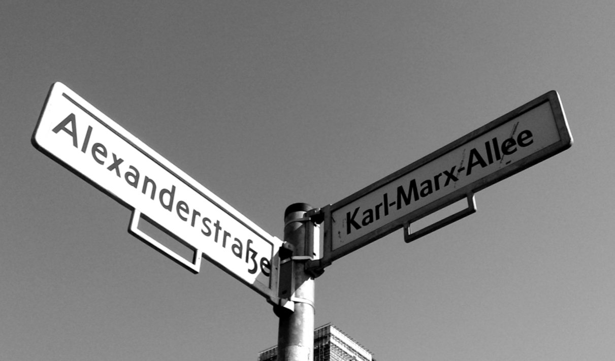 karl marx allee berlino