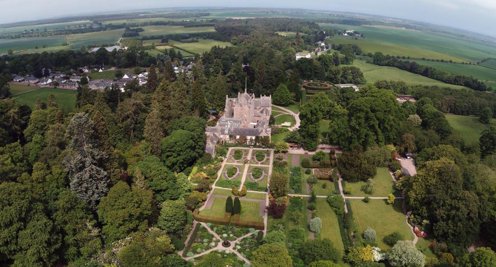 Castello di Cawdor Casa di Macbeth