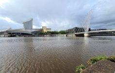 Cosa fare gratis a Manchester Visitare l'Imperial War Museum North
