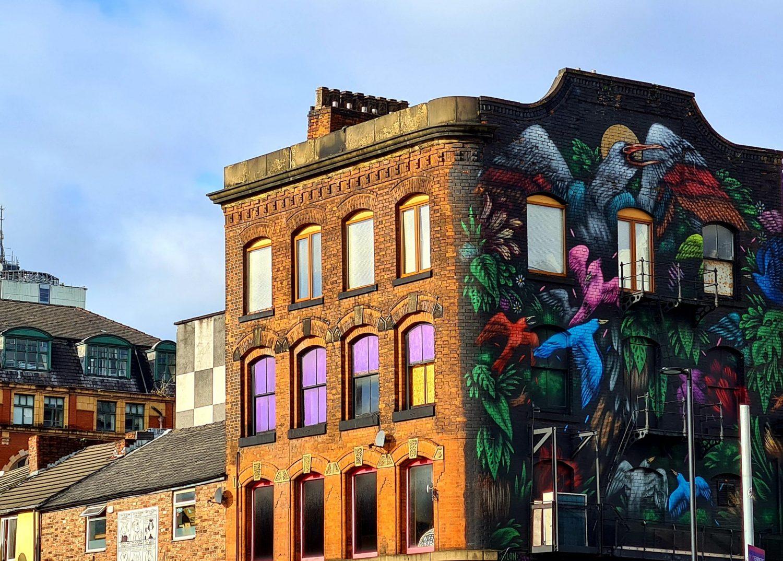 Manchester Northern Quarter