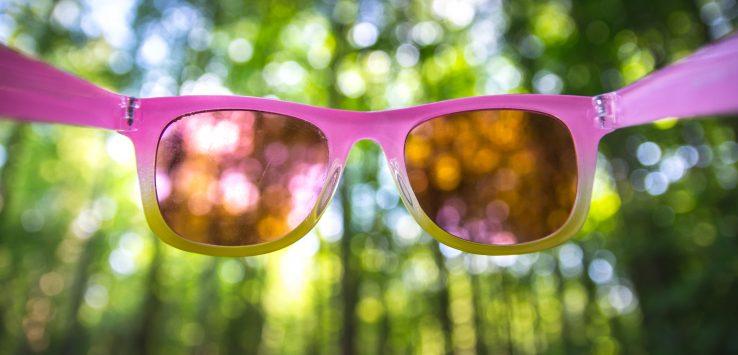 Occhiali rosa, fattore C e altre cose